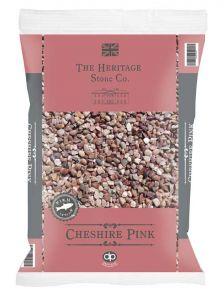 Cheshire Pink Gravel 14mm