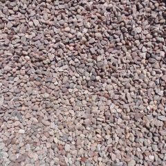 Cheshire Pink Gravel 14mm - Bulk Bag