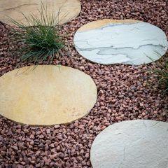 Irregular Stepping Stone - Mint