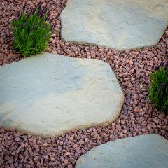 Random Stepping Stones - Mature Cotswold