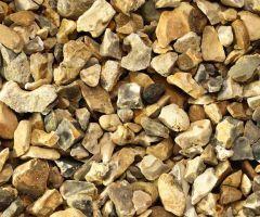 Golden Flint Gravel 20mm - Bulk Bag
