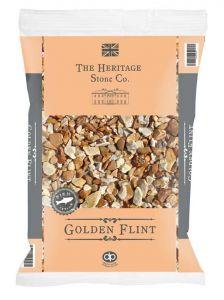 Golden Flint Gravel 20mm