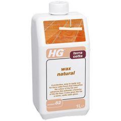 HG Terracotta Wax Natural 1L