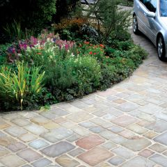 Old Rectory Collection Cobbles - York Green