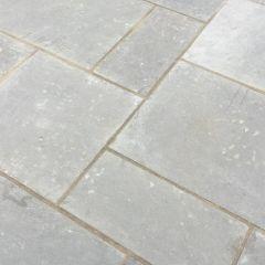 Dove Grey Limestone Paving