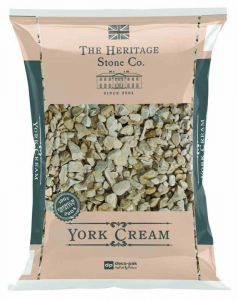 York Cream 20mm Gravel