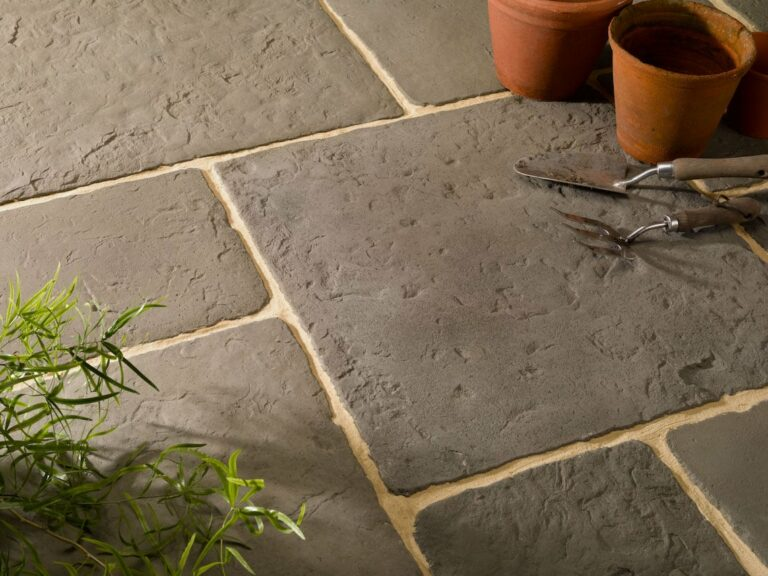 How To Lay and Point Flagstones